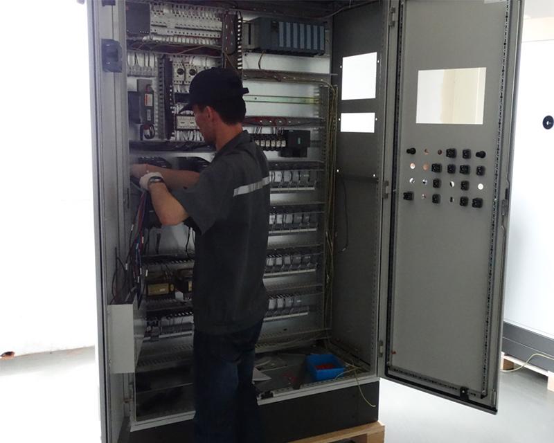 非标设备控制系统及控制柜成套