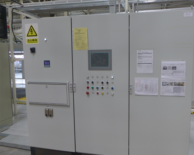 江苏非标设备控制系统及控制柜成套